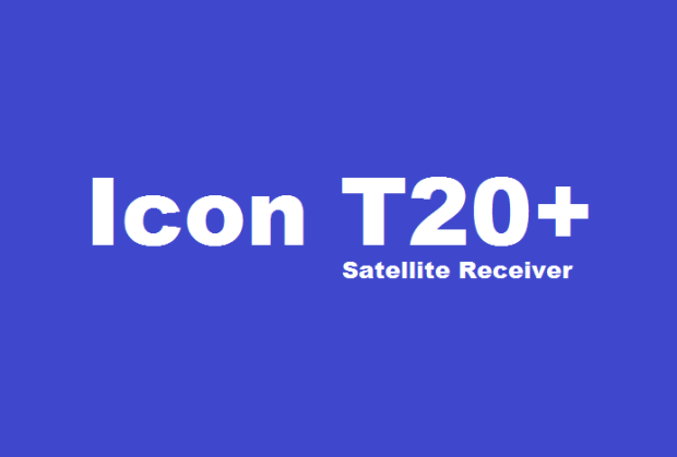 Icon T20+ HD Receiver New PowerVU Key Software