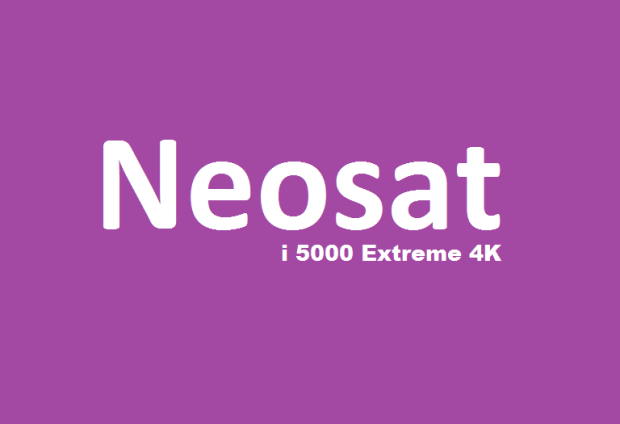 Neosat i 5000 Extreme 4K New PowerVU Key Software - PkTelcos