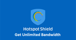 Fix Bandwidth Limit Reached for this Site in Hotspot Shield
