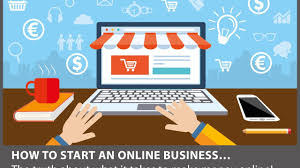 How to start online business in Hindi - YouTube