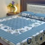 3Bedsheet With Cotton Fabric