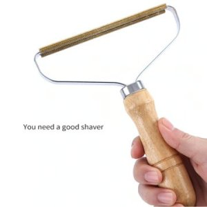Fabric Shaver Brush Tool Fur Remover
