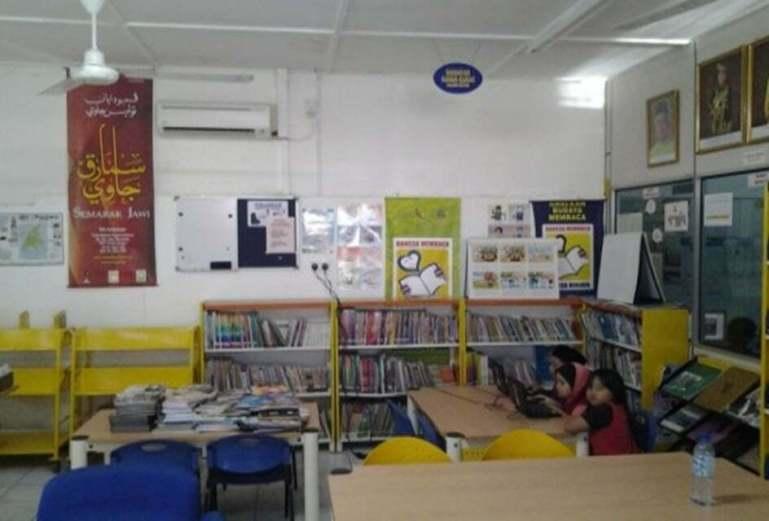 Perpustakaan Desa Kg Lajau 03jpg