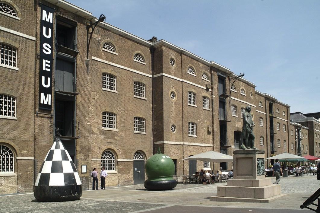 Image result for museum of london docks