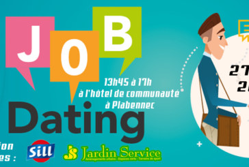 JOB DATING À PLABENNEC !