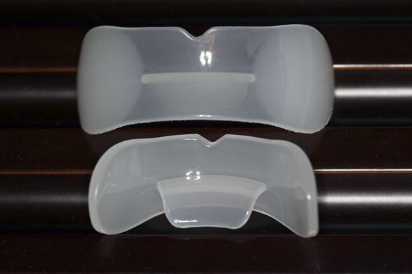 La placa confort se encuentra dentro de las denominadas pantallas orales
