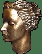 bustos de bronce y esculturas de bronce