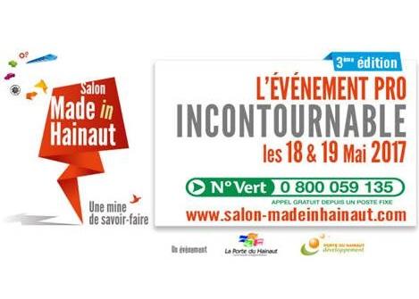 19 mai – Salon Made in Hainaut : Invitation pour un Café découverte du site Arenberg Creative Mine