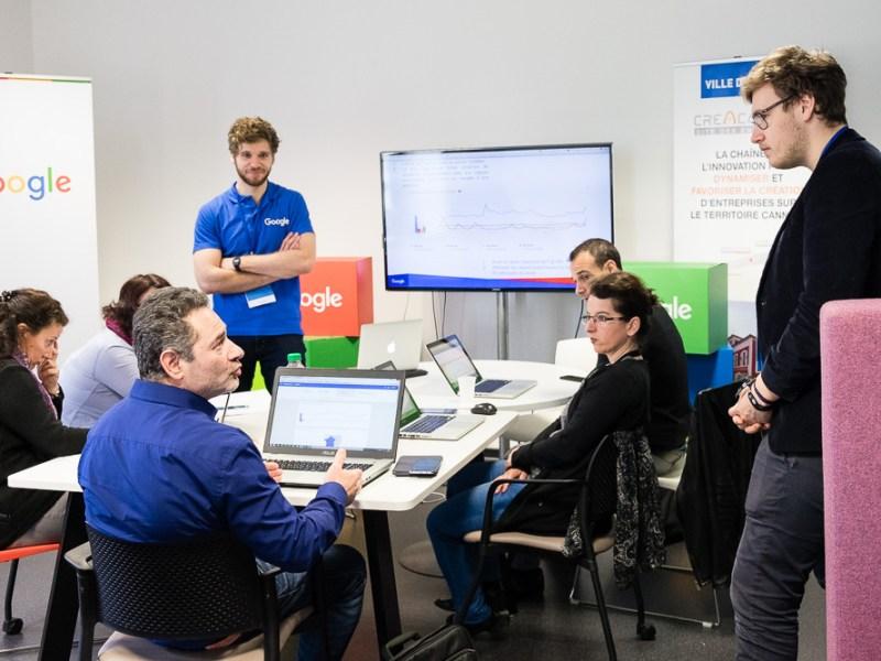 11 et 13 juillet – Ateliers de formation Google pour les pros / Lille