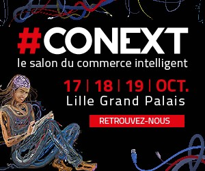 17-19 octobre – #CONEXT, le salon du commerce intelligent – Ateliers Place de la Communication