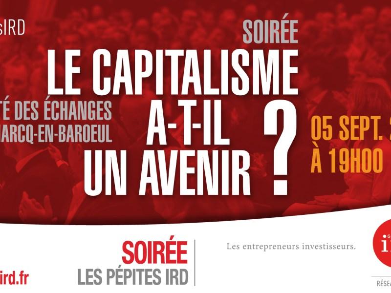 """5 septembre – Soirée """"Les Pépites IRD"""", La Cité des Echanges"""