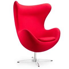 Arne Jacobsen Egg Chair Mushroom Walmart Replica