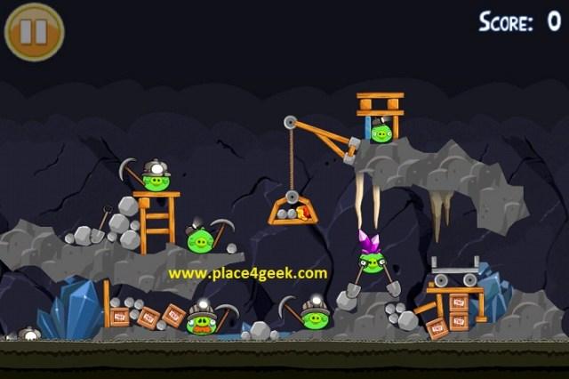 Angry Birds 25 ème golden egg