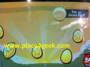 angry birds egg #22