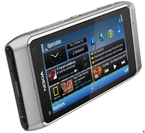 Nokia N8 un smartphone très résistant