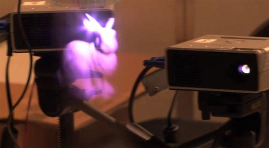3D du futur : les hologrammes