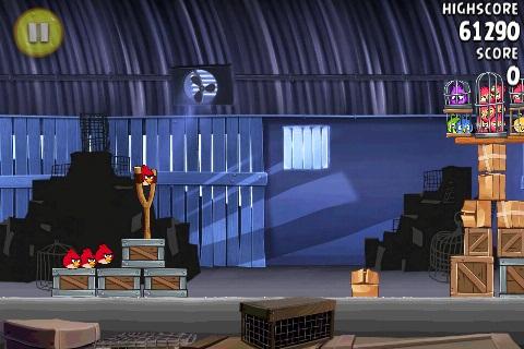 Angry Birds RIO Smuggler's Den