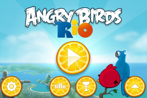 Angry Birds RIO le guide complet pour les fruits cachés (hidden fruits)