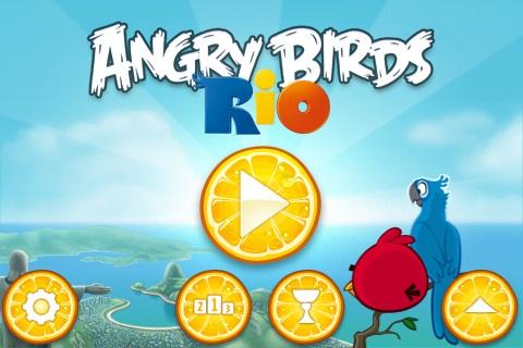 Angry Birds RIO le guide complet pour les fruits cachés