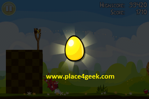 Easter Egg lvl 2 golden egg