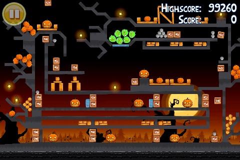 Angry Birds Seasons Halloween Golden Egg 1