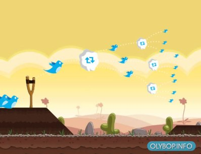 Angry Birds Twitter