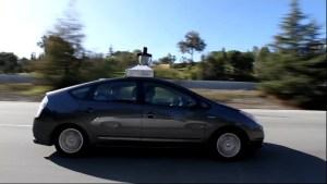 La Toyota Prius de Google