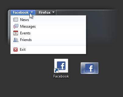 Firefox 5 Facebook