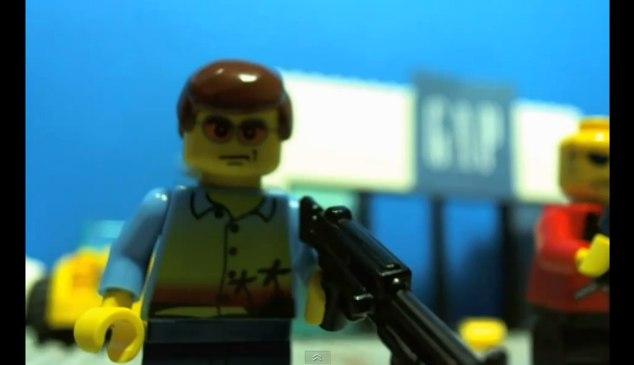 Vidéo fun : LEGO City Zombie Defense