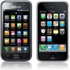 Iphone et Galaxy S