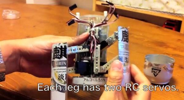 Vous aussi fabriquez des mini-transformers !