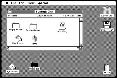 I'm a computer man ! Le Mac façon années 70