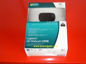 Logitech Camera HD 720p