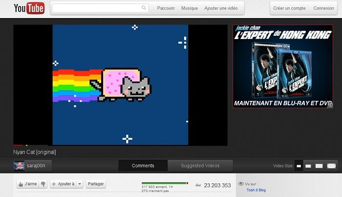 Youtube fait peau neuve avec Cosmic Panda