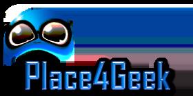 Logo Place4geek
