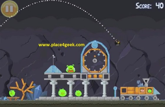 Angry Birds 23 ème golden egg