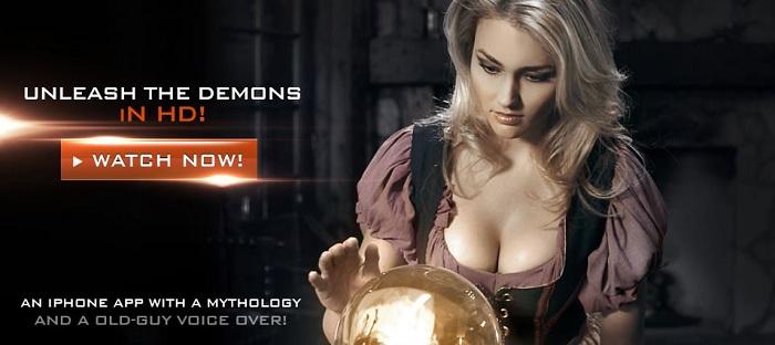 Trouvez les démons cachés avec l'application Demon Cam sur iPhone