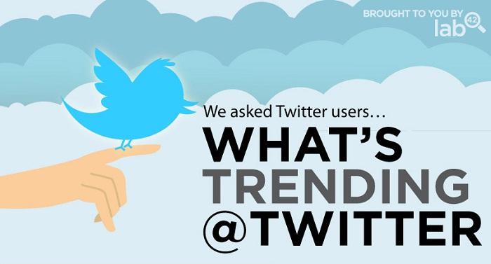 Infographie : Comment utilisez-vous Twitter ?