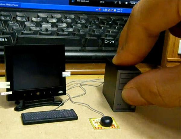 Le plus petit PC de Bureau au monde !
