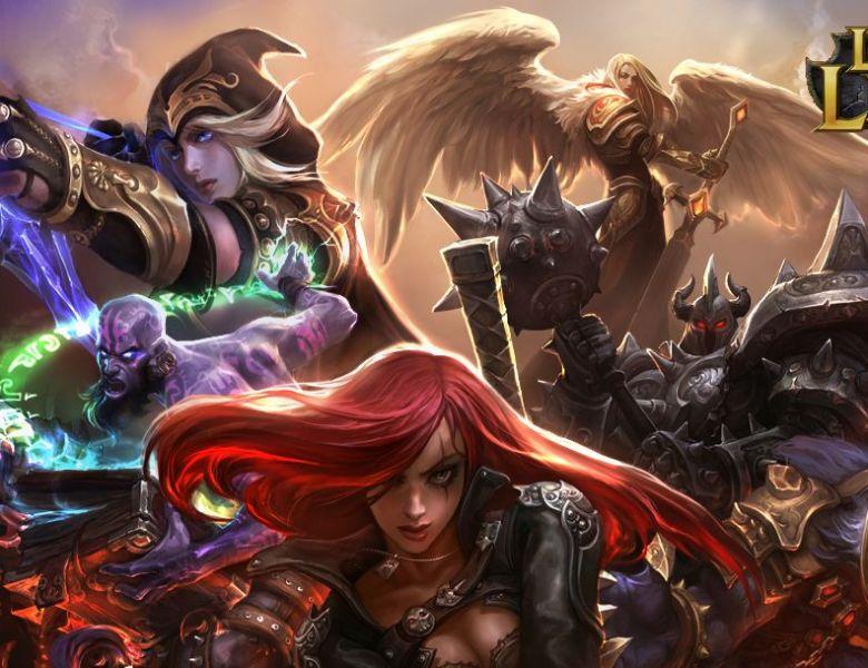 Découvrez League Of Legends