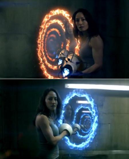 Portal No Escape, un fan movie vraiment bien fait