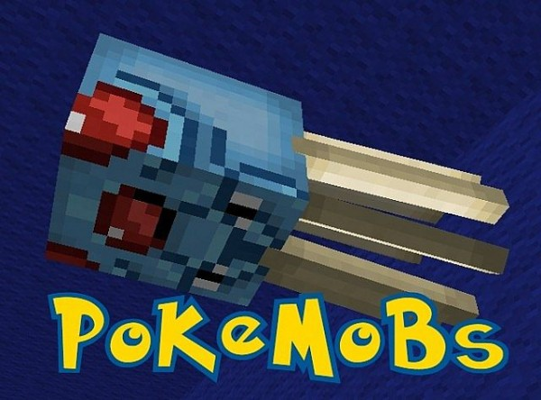 Minecraft : mode pokémon