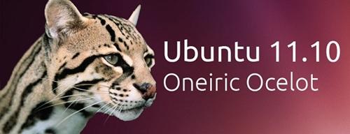 Ubuntu 11.10 (Oneiric Ocelot) beta est disponible
