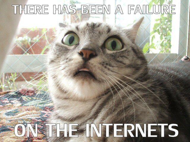 Que se passe-t'il quand internet ne marche plus ?