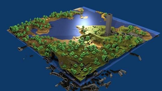 Minecraft 1.8 est disponible
