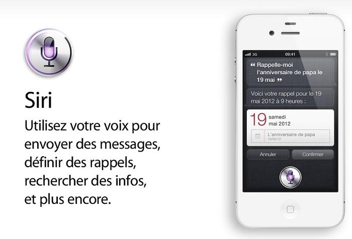 Siri : Votre nouvel assistant personnel