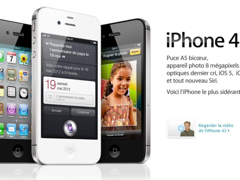 Bilan de la keynote Apple : iPhone 4S, iOS 5, iCloud, baisse de prix des iPod