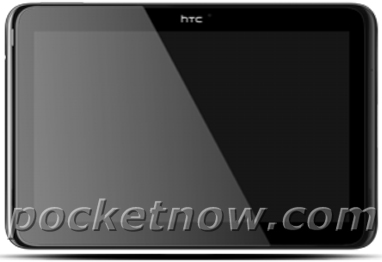 Leaké : HTC Quattro, la tablette quad-core d'HTC