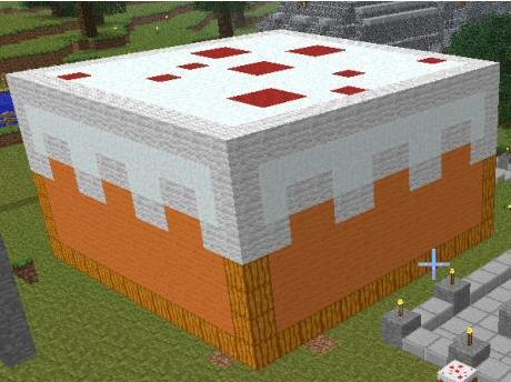 Comment créer le gâteau de Minecraft pour se régaler pour le goûter