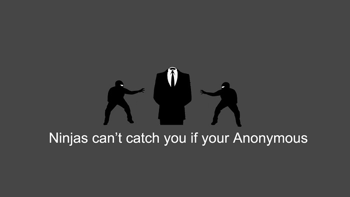 Un message des Anonymous